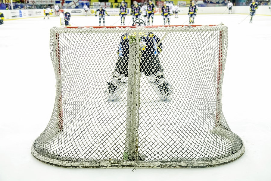 Beamsville residents were first to use a hockey net