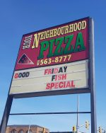 Your Neighbourhood Pizza Company in Beamsville