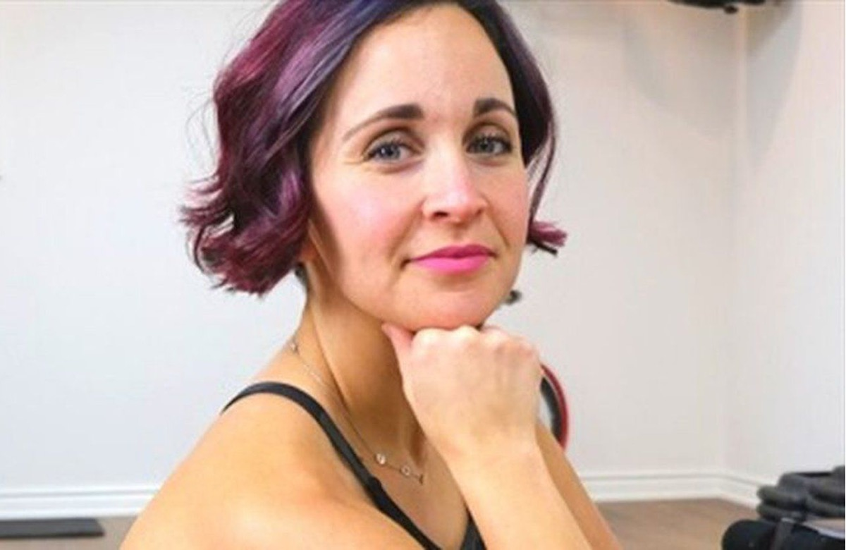 Michelle Latocha, owner and fitness instructor